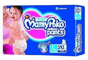 Baby Mamy Poko Pants
