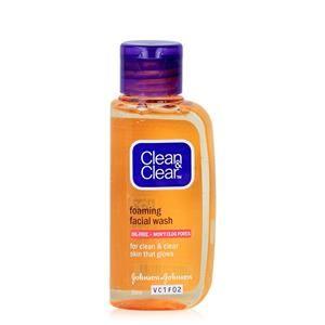 Clan Clear Foaming Facial Wash