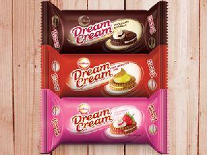 Dream Cream Biscuits