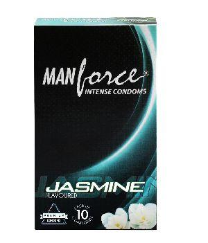 Jasmine Flavored Manforce Condom