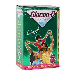 Plain Glucon D Instant Energy Powder