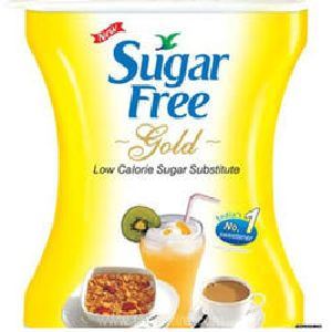 Sugar Free Gold Low Calorie Sugar Substitute Tables