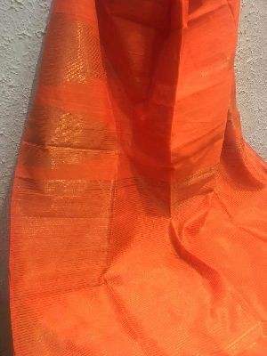 Handloom Cotton Silk Saree 03