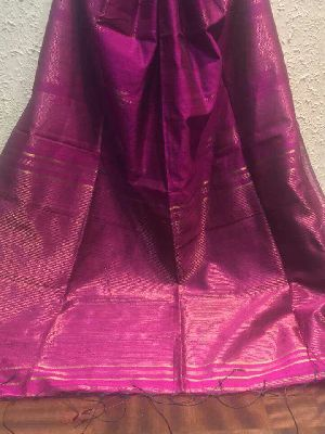 Handloom Cotton Silk Saree 04