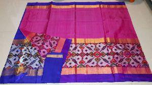 Handloom Pure Uppada Silk Saree 02