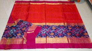 Handloom Pure Uppada Silk Saree 03