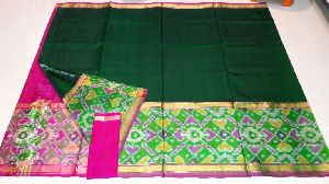 Handloom Pure Uppada Silk Saree 06