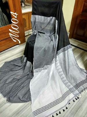 Madhyamoni Khadi Cotton Saree (M004)