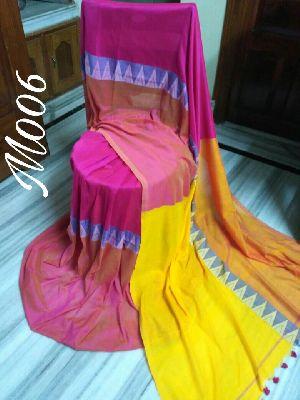 Madhyamoni Khadi Cotton Saree (M006)