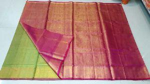 Uppada Tissue Silk Saree 04