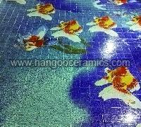 Mural Mosaic Series Outdoor Tiles 02