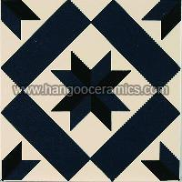 Time Roamer Series Deco Tile (EBR207)