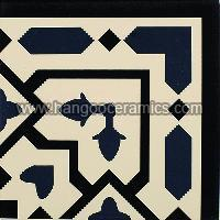 Time Roamer Series Deco Tile (EBR224)
