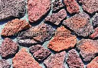 Volcanic Rock Series Castle Stone (GB-R08)