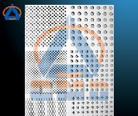 Aluminium Perforated Panel (CMD-P002)