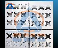 Aluminium Perforated Panel (CMD-P009)