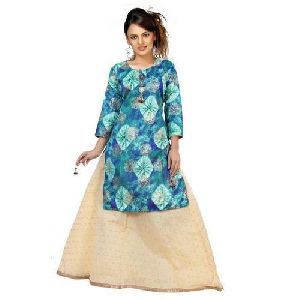 Ladies Indo Western Dress