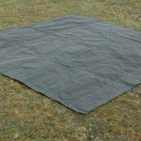 Canvas Ground Sheets