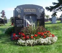 Granite Custom Monument