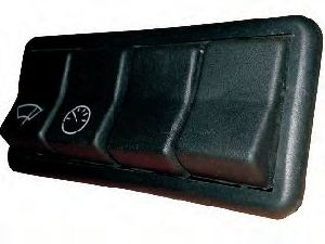 Peco 0040 4 Gang Piano Key Switches