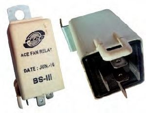 Peco 0119 Type - 3 Tata Ace Radiator Fan Relay