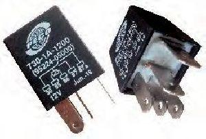 Peco 0138/03 24V 5 Pin Micro Relay Connector
