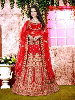 Bridal Lehenga 07