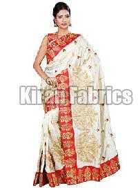 Dupion Silk Saree 01