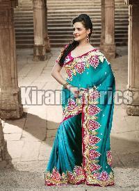Satin Silk Saree 03