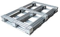 Demountable Steel Pallet 03