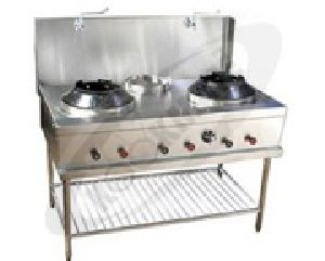 CHINESE GAS RANGE 2 BURNER