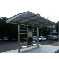 construction bus shelter