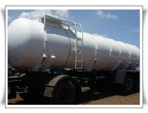 LNG Cryogenic Transport Tanks