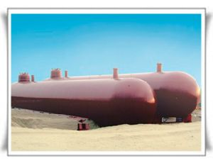 Mounded Storage Vessels - Propane