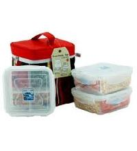 Super Lock & Seal Lid Plastic Container