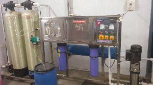 1000LPH RO Plant Semi-Auto