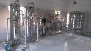 2000LPH SS RO Plant