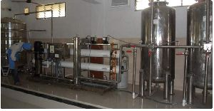 4000 LPH Water RO Plant