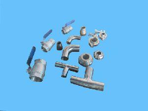 RO Plant Steel Pipe Fittings