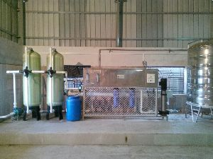 Stainless Steel & FRP RO Plant 01