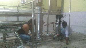 Stainless Steel RO Plant 02