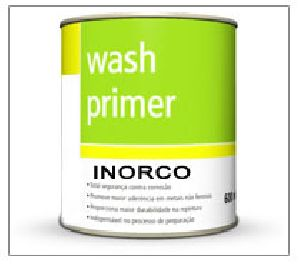 WASH PRIMERS PAINTS