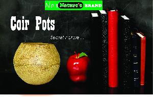 Coir Pot 08