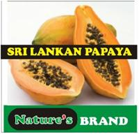 Sri Lankan Papaya