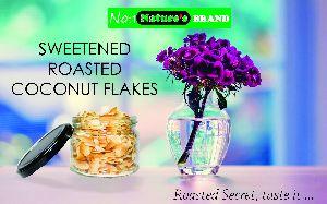 Sweetened Roasted Coconut Flakes