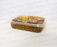 Plastic Food Packaging Trays