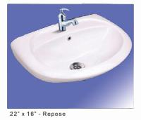 Repose Table Top Wash Basin