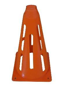 Collapsible Pvc Cone 9 Inch