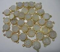 Onyx Gemstone Connectors