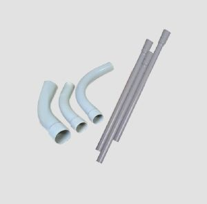 PVC Electrical Conduit Pipes and Fittings